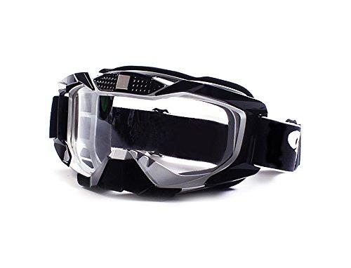 バイクゴーグル バイク レーシングモトクロス眼鏡アンチUV ...