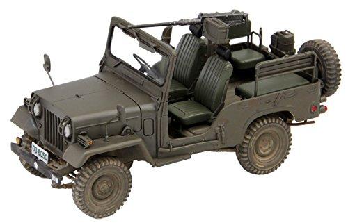 1/35 ミリタリーシリーズ 自衛隊73式小型トラック 機関銃装備 FM35