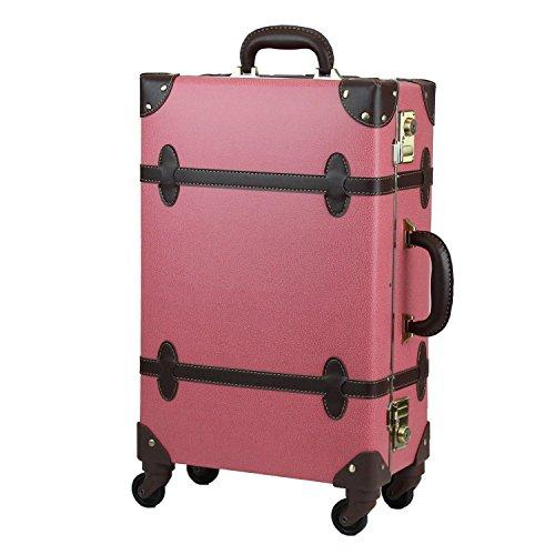 【旅行に最適】女性用スーツケースのおすすめ人気商品ランキング10選