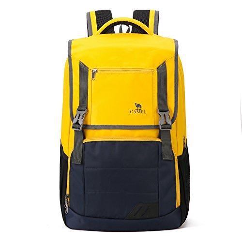 リュックサック メンズ 旅行バックパック 25L 収納抜群 アウトドア 登山 出張 PC収納 男女兼用 かばん 通学