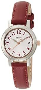 [ingene]アンジェーヌ 腕時計 日常生活用防水 AHJT417 レディース