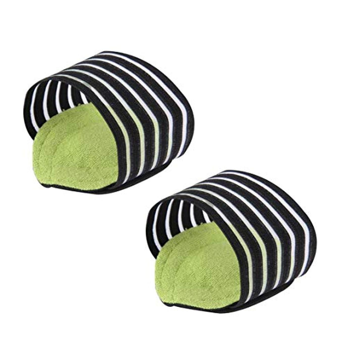 不機嫌ご予約ペインティング健康足を守るケア痛みアーチサポートクッションフットパッドランニングパッドフット (Rustle666)