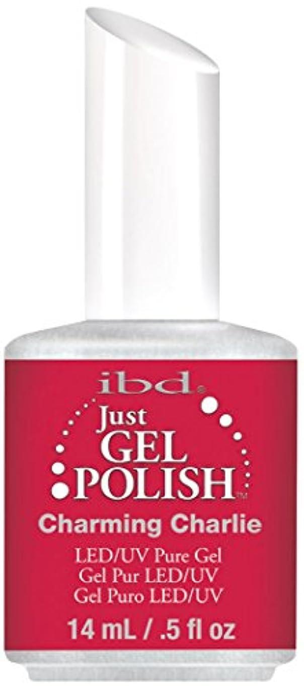 パーツ狂信者迷惑IBD Just Gel Polish - Charming Charlie - 0.5oz / 14ml