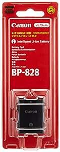 Canon バッテリーパック BP-828 8598B001