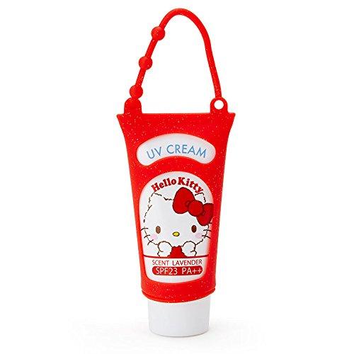 ハローキティ 携帯UVクリーム(ラベンダーの香り)
