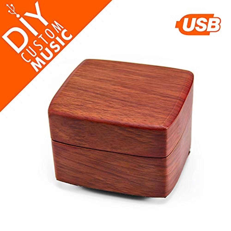 完璧なシックな木製カスタムUSBサウンドモジュール オルゴール - 当社の高価なカスタムサウンドボックス 1. L1-EXCLUSIVE MBA-JT-MB36-UMOD
