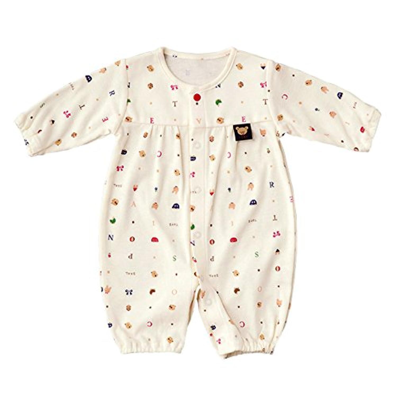 赤ちゃんの城 ツーウェイドレス 低体重児用品 トーイズ アイボリー