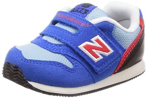 0cbc8a4fa83a5 [ニューバランス] ベビーシューズ FS996 / IV996 / IZ996(現行モデル) 運動靴 通学履き 男の子 女の子  14_ブルー/レッド(BLR) 13 cm 大人気の「996」INFANTモデルを ...