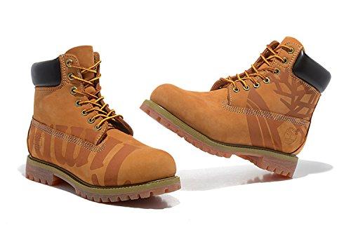 Timberland ティンバーランド ブーツ メンズ 靴 6INCH PREMIUM BOOTS 28537 black 黒 ブ ラック (US8.5-26.5cm) [並行輸入品]