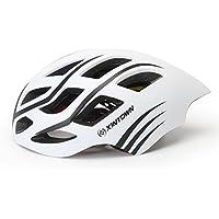 XINTOWN 超軽量 高剛性 自転車 ヘルメット 安全カラーLSH