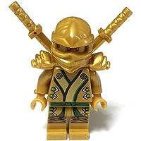 LEGOブロック?純正パーツ?ミニフィグ>Ninjago: Lloyd - Golden Ninja 【並行輸入品】