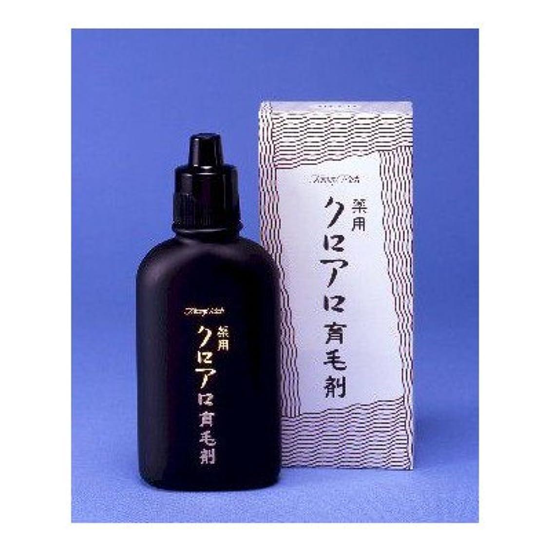 コンプリート放射能ファンドトミーリッチ 薬用クロアロ育毛剤