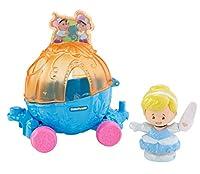 Fisher-Price Little People Disney Princess Parade Cinderella Pals Float