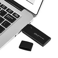 1200Mbps COMFAST WiFiアダプター2.4G + 5.8G 干渉防止 USBデュアルバンド WiFiアダプター