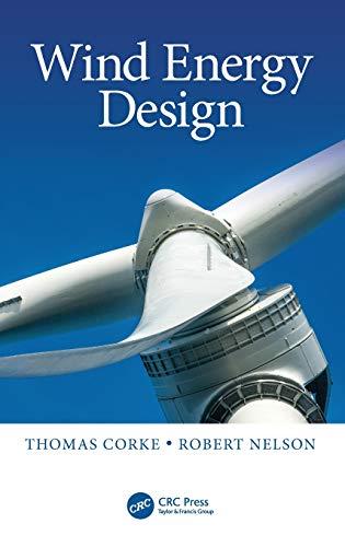 Download Wind Energy Design 1138096024