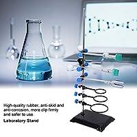 ラボスタンド 実験室スタンド 滑り止め 物理実験 化学実験 ラボ用品 実験器具