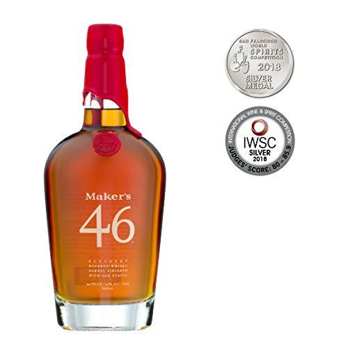MAKER'S MARK バーボン ウイスキー [アメリカ合衆国 750ml ] B004D26EHY 1枚目
