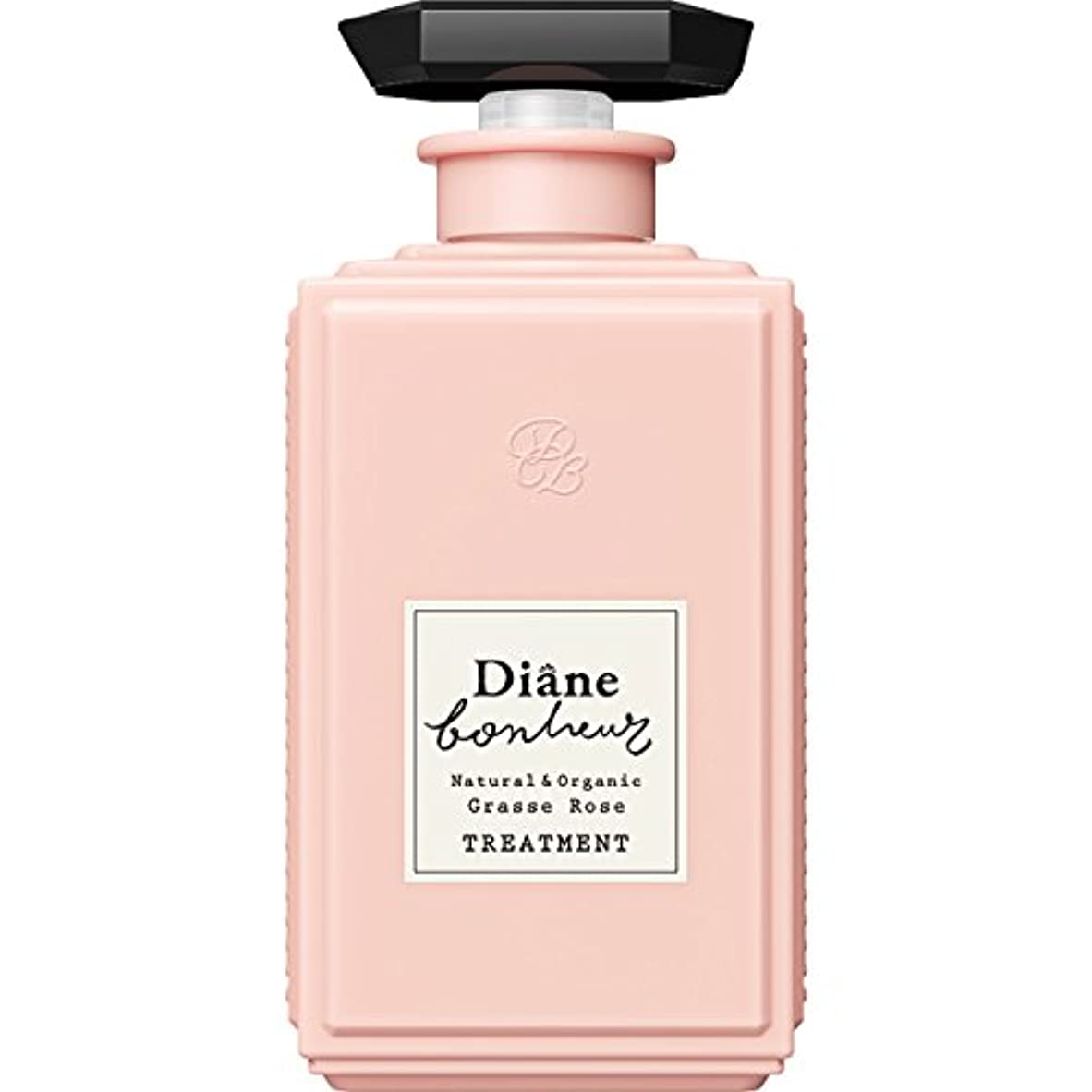 リール思い出させる専門用語ダイアン ボヌール グラースローズの香り ダメージリペア トリートメント 500ml