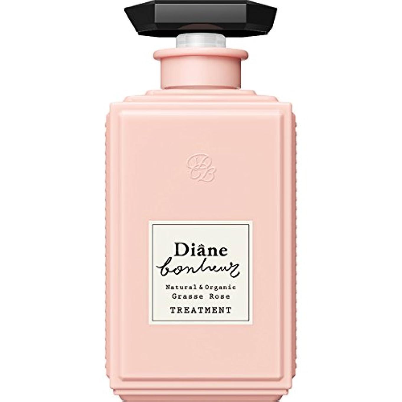 奴隷イライラする飛び込むダイアン ボヌール グラースローズの香り ダメージリペア トリートメント 500ml