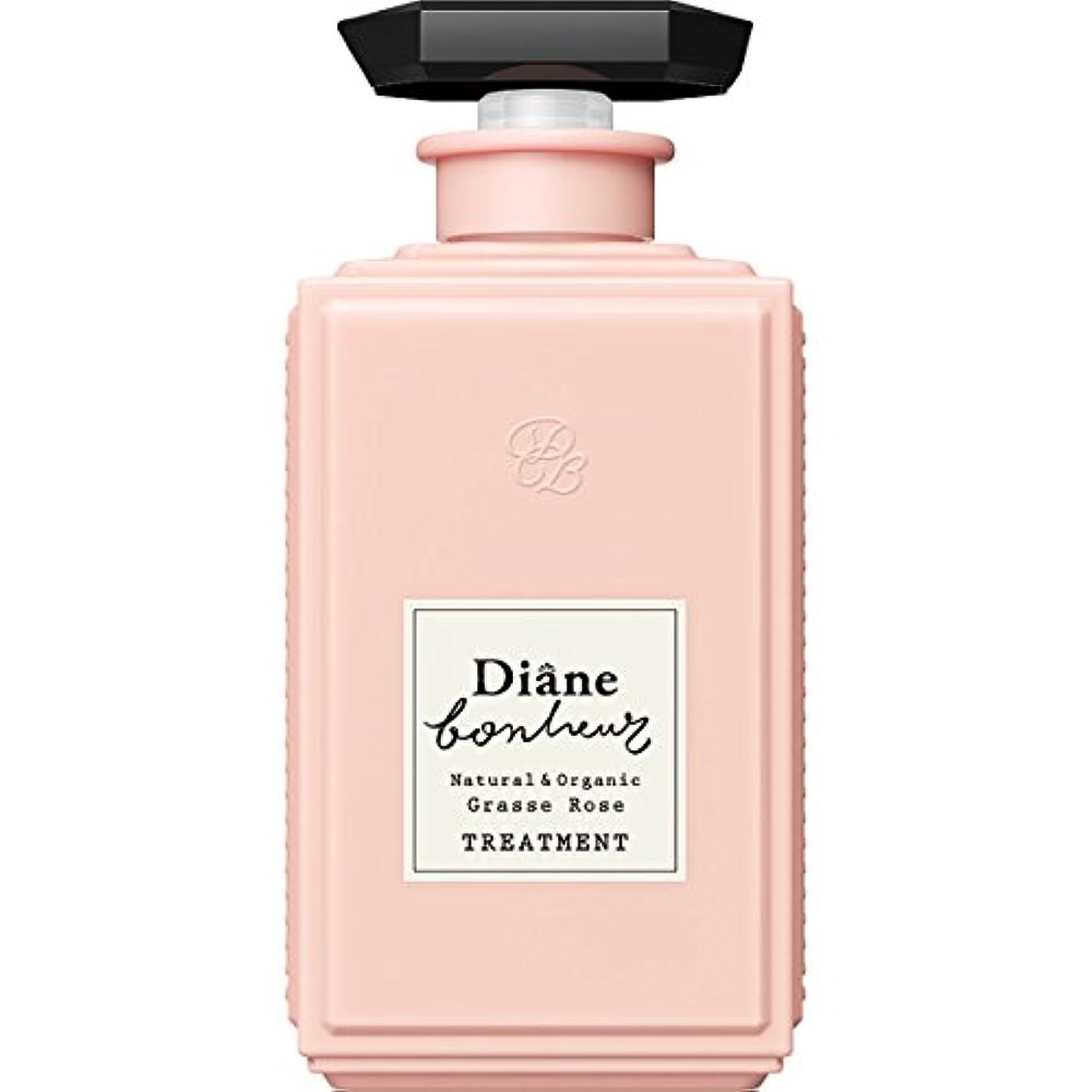壮大な値下げ列挙するダイアン ボヌール グラースローズの香り ダメージリペア トリートメント 500ml