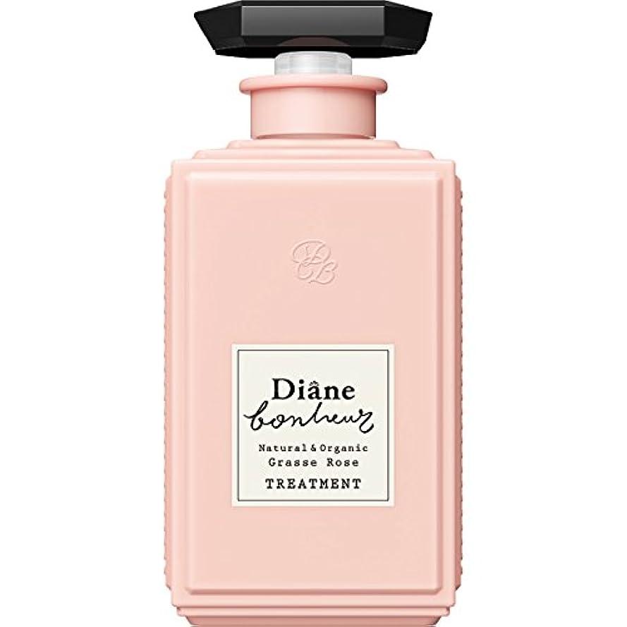 コレクション絵起きるダイアン ボヌール グラースローズの香り ダメージリペア トリートメント 500ml
