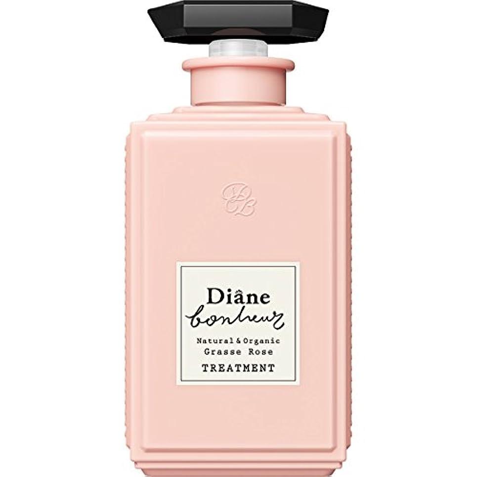 規範中央値実際のダイアン ボヌール グラースローズの香り ダメージリペア トリートメント 500ml