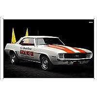 自動車の金属看板 ティンサイン ポスター / Tin Sign Metal Poster (J-CAR02678)