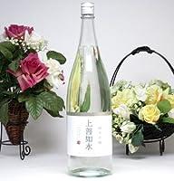 6本セット 白瀧酒造 上善如水 純米吟醸 1800ml×6本