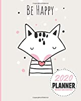 2020 Planner Weekly And Monthly: Cute Kitty Cat Pet | Calendar Schedule and Organizer. Inspirational Quotes | January 2020 through December 2020