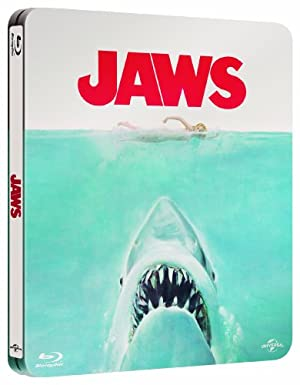 【Amazon.co.jp限定】JAWS コレクターズ・エディション スチールブック仕様 (デジタルコピー付)(完全数量限定) [SteelBook] [Blu-ray]