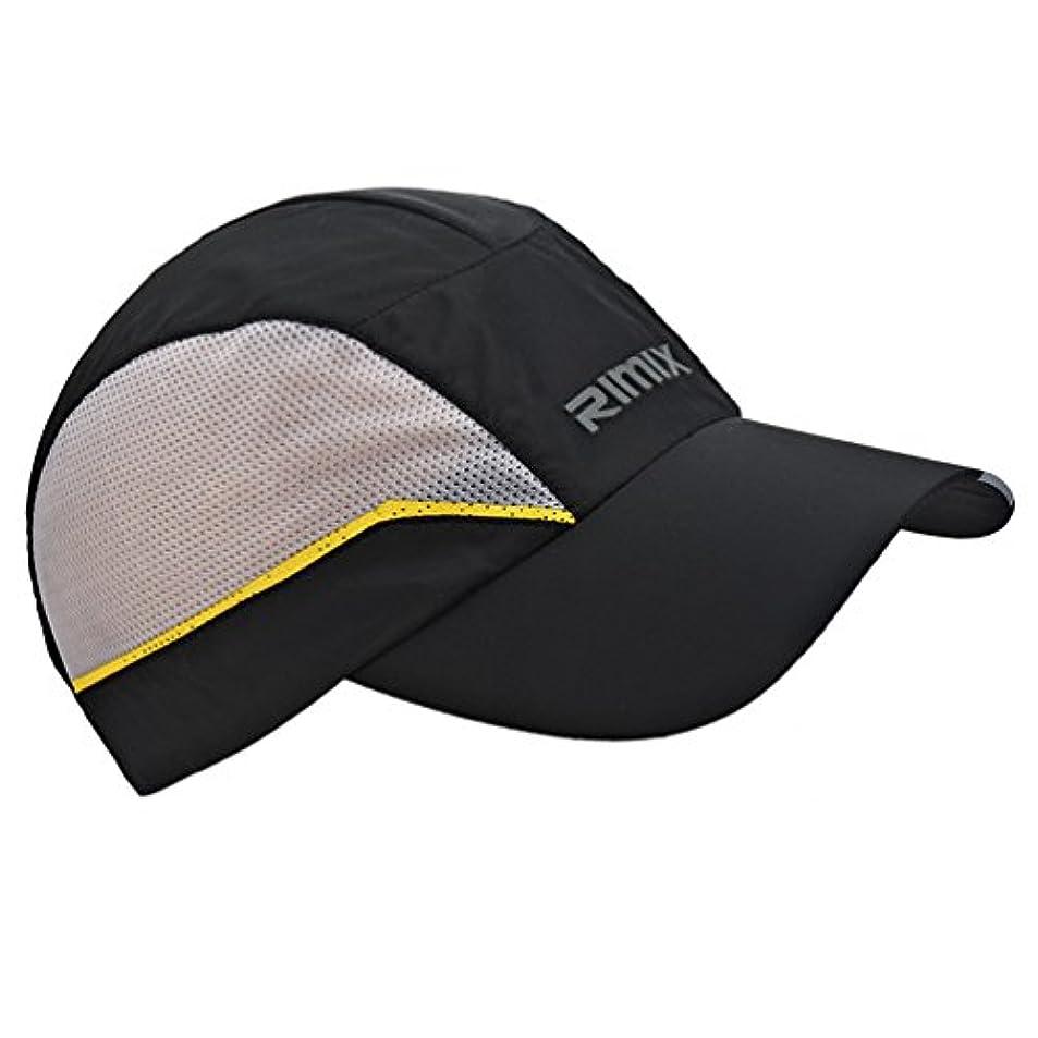 教育者剃る強度Hayder キャップ UVカット 帽子 メンズ レディース テニス ランニング スポーツ ゴルフ 野球帽 フリーサイズ