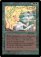 英語版 リミテッド・エディション・ベータ Limited Edtion Beta LEB 新緑の女魔術師 Verduran Enchantress マジック・ザ・ギャザリング mtg