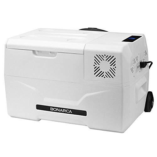 Bonarca 車載対応 冷蔵冷凍庫 30L [氷点下まで脅威の冷却スピード] AC/DC( 12V / 24V )電源対応