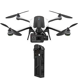 【国内正規品】GoPro Karma Drone HERO5 Black カメラ付き QKWXX-511-JK + Karma バッテリー AQBTY-001-JKセット