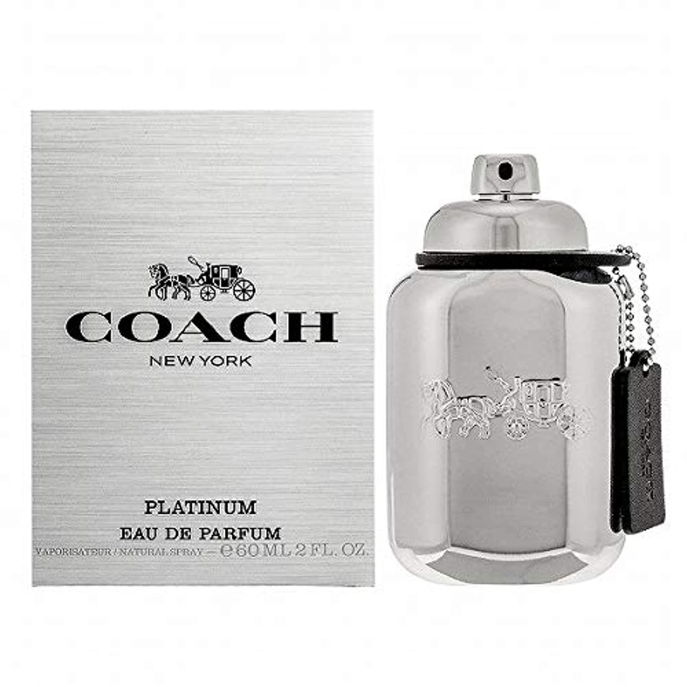 続ける報復するジュニアコーチ 香水 CO-MANPLAEPSP-60 マン プラチナム オードパルファム 60ml【メンズ】 [並行輸入品]