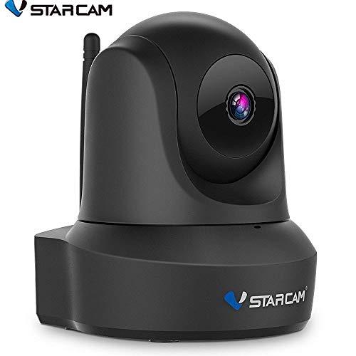 VStarcam 防犯カメラ wifi 監視カメラ 高画質 200万画素 1080P フルHD WiFi 無線 ネットワークカメラ(IPカ...