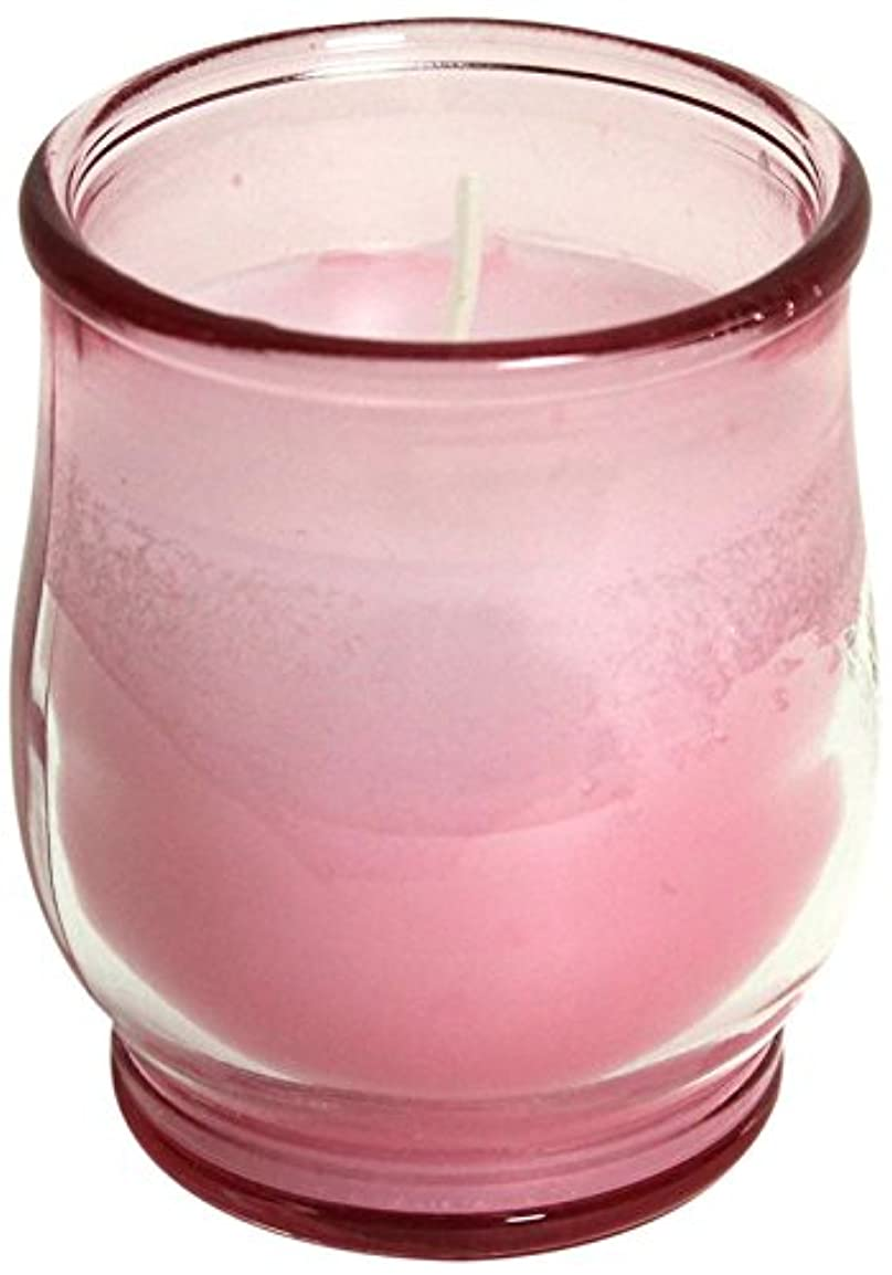 剥離かろうじて印刷するポシェ(非常用コップローソク) 「 ピンク(ライトカラー) 」