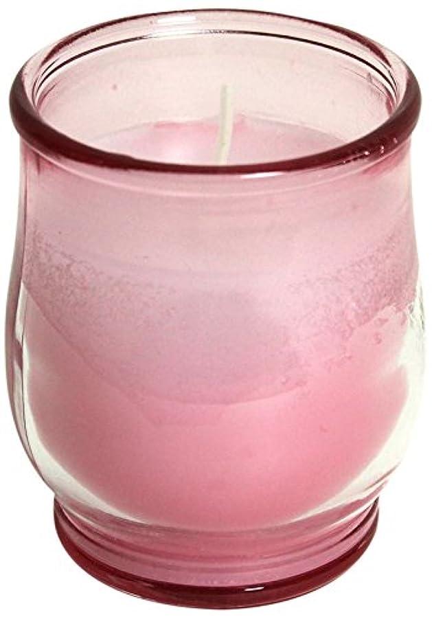 収入赤字フクロウポシェ(非常用コップローソク) 「 ピンク(ライトカラー) 」