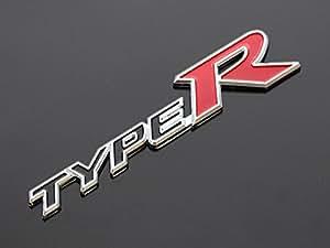TYPE-R エンブレム ブラック タイプR ホンダ シビック CIVIC フィット FIT