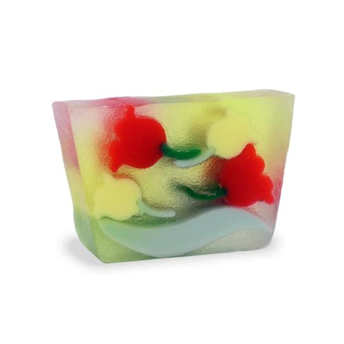 序文窓を洗うキッチンプライモールエレメンツ アロマティック ミニソープ ミニチューリップ 80g 植物性 ナチュラル 石鹸 無添加