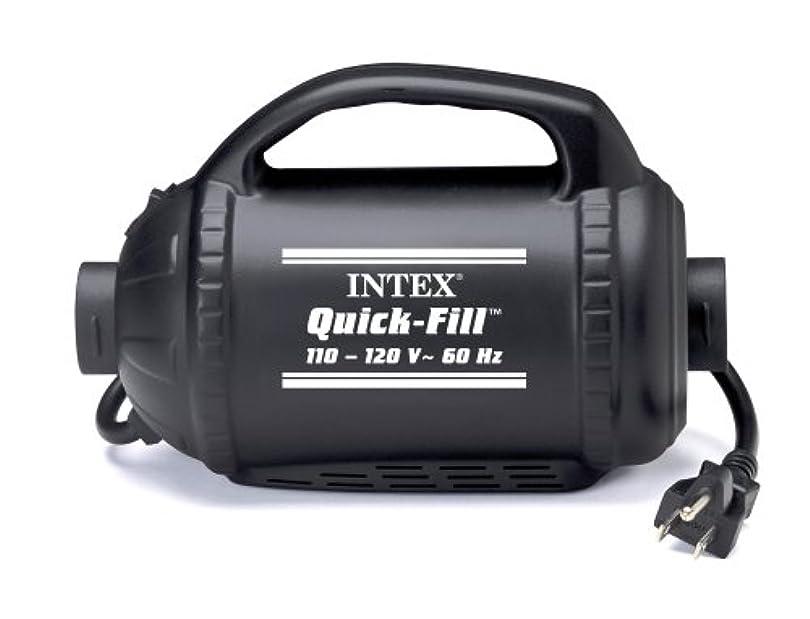 果てしない第九干渉するIntex 110-120 Volt A/C Quick Fill Electric Pump by Intex