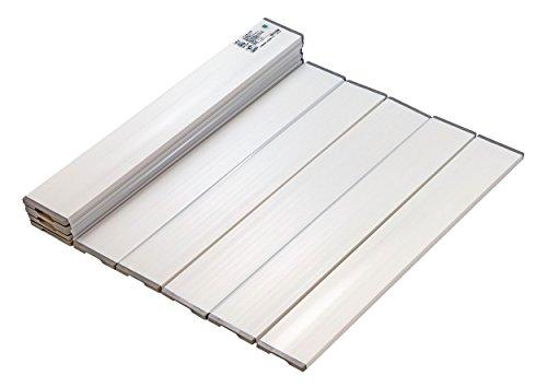 折りたたみ風呂ふた Agスリム ホワイト M8 700×810mm