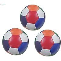 YChoice 可愛い赤ちゃんのおもちゃ ギフト 子供 ベビー 遊び 学習 サッカー 教育玩具 目 トレーニング ボール 観察 ボール