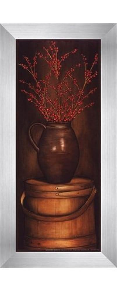 行商人その他移動small-radiantレッドby Diane Weaver – 4 x 10インチ – アートプリントポスター LE_614678-F9935-4x10