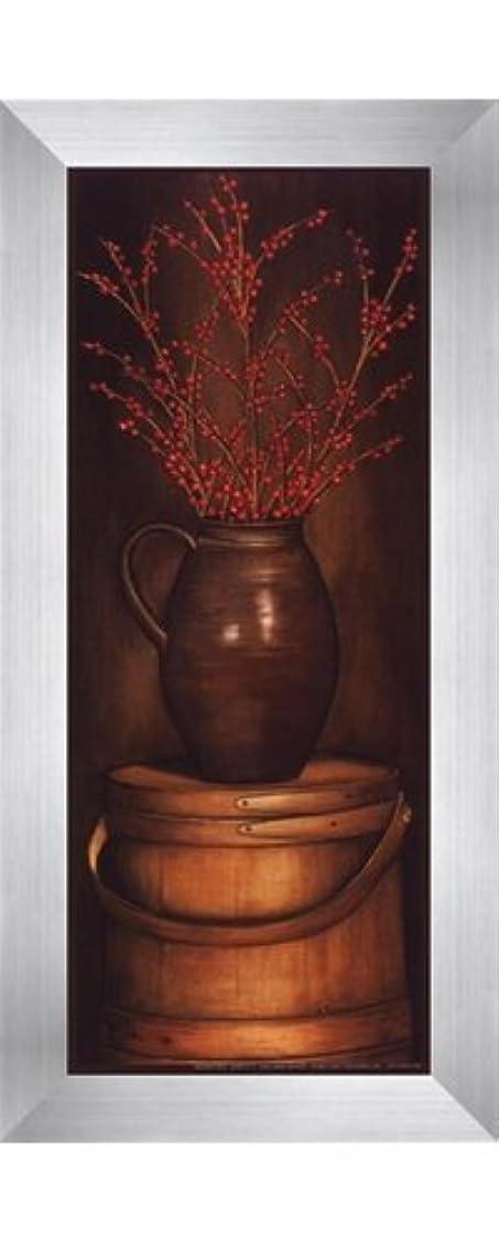 発掘する野菜先住民small-radiantレッドby Diane Weaver – 4 x 10インチ – アートプリントポスター LE_614678-F9935-4x10