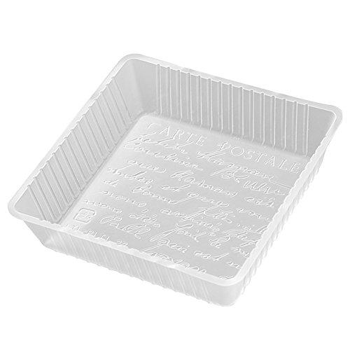 ヘッズ レットルプラスチックトレイ-1/冷凍可 LTL-PLT1 1セット(2000枚:100枚×20パック)