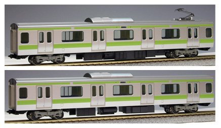 TOMIX HOゲージ HO-055 E231 500系通勤電車 (山手線) 増結セット (T) 2両