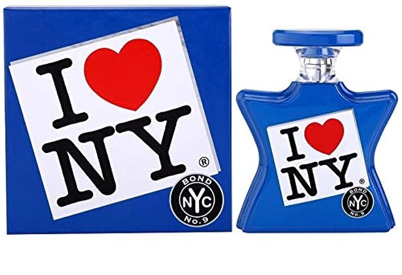 安全なお願いします君主制BOND No.9 I Love New York For Him 3.3 oz 100 ML EDP Spray