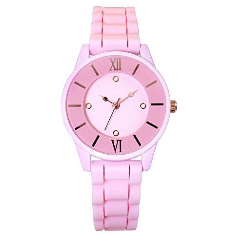 [ベルセポーネ] Velsepone レディース ウォッチ 腕時計 ジヴェ 日本製ムーブメント ピンク vw0007-pk