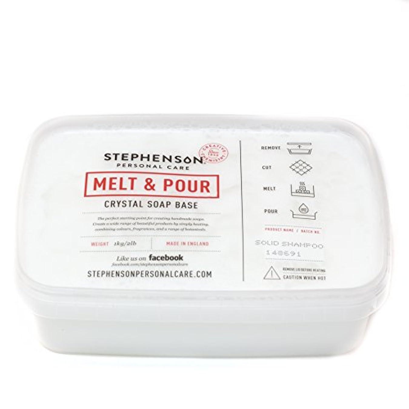 脱走広告アルコーブMelt and Pour Soap Base - Solid Shampoo SLS FREE - 5Kg